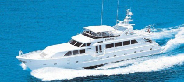 100′ Broward Motor Yacht